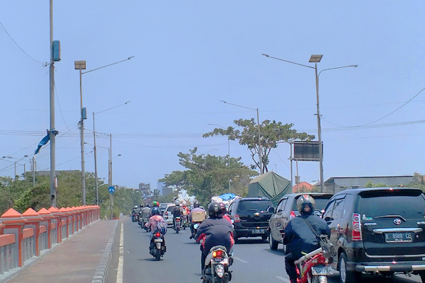 LED Street Lighting Retrofit Project in Surabaya, Indonesia