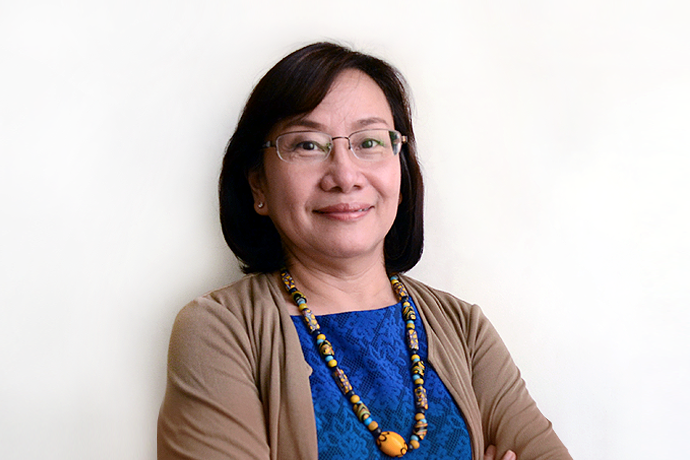 Angelica S. Dealino, Country Director - Philippines