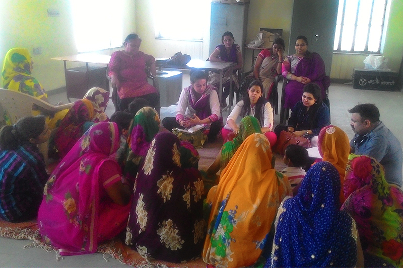 Evaluation of Water Conservation and Climate Change Training of Trainers Program for Rural Rajasthan