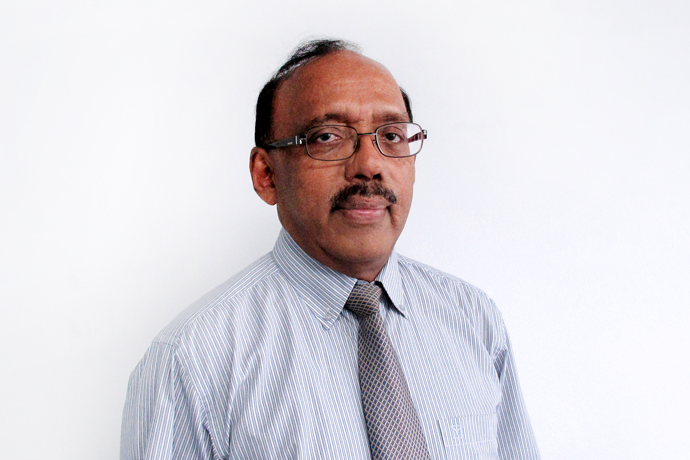 Felix Gooneratne, Executive Director